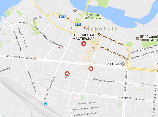 Садовая (Центр) улица