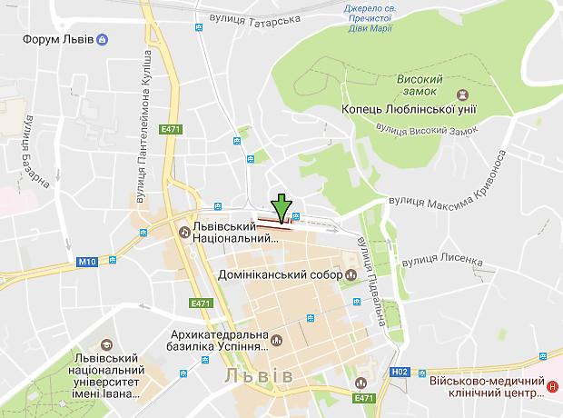 Гавришквича улица