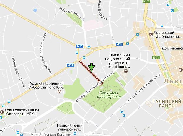 Гоголя улица
