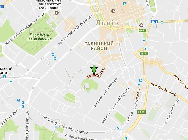 Калича Гора улица