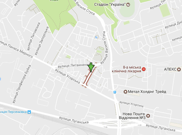 Карбышева улица