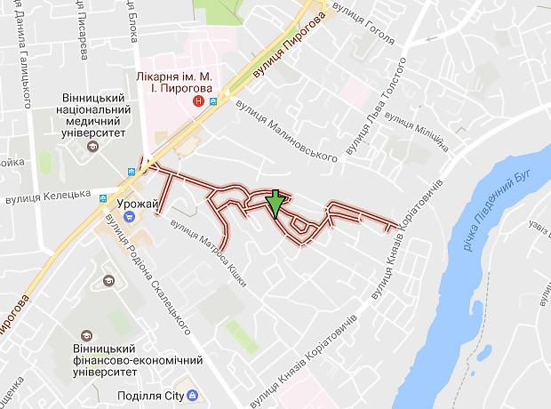 Литвиненка вулиця