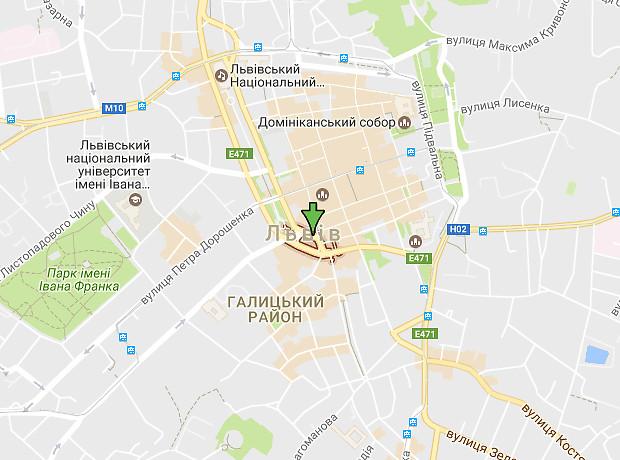Міцкевича площа