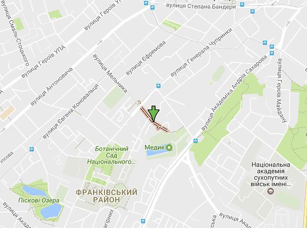 Моршинская улица