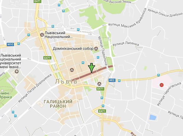 Рогатинцев Братьев улица