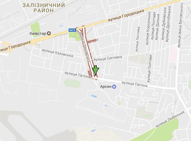 Ряшевская  улица