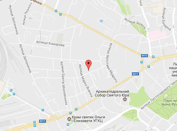 Степанов Елены улица