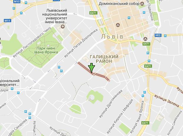 Стефаника вулиця