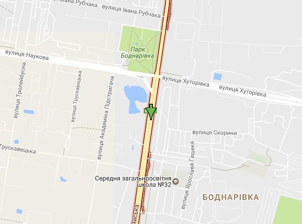 Стрыйская улица