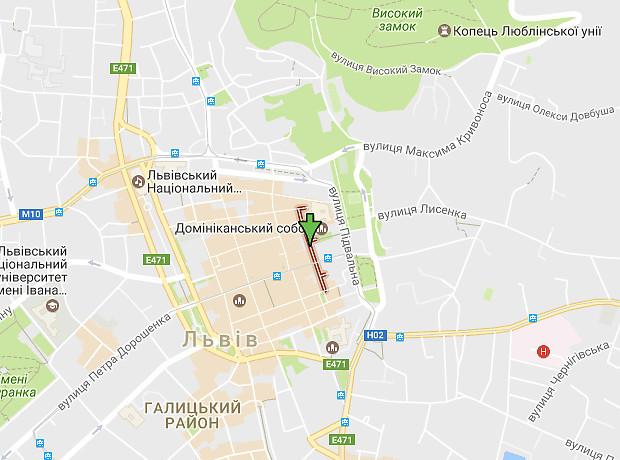 Федорова Ивана  улица