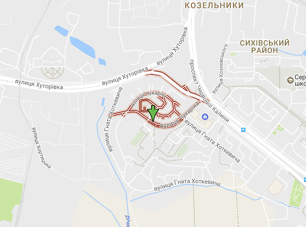 Чукарина улица