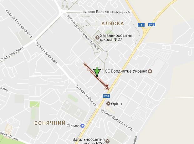 Бойчуков Братьев улица
