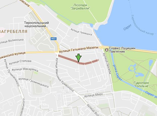 Виговского Гетмана улица