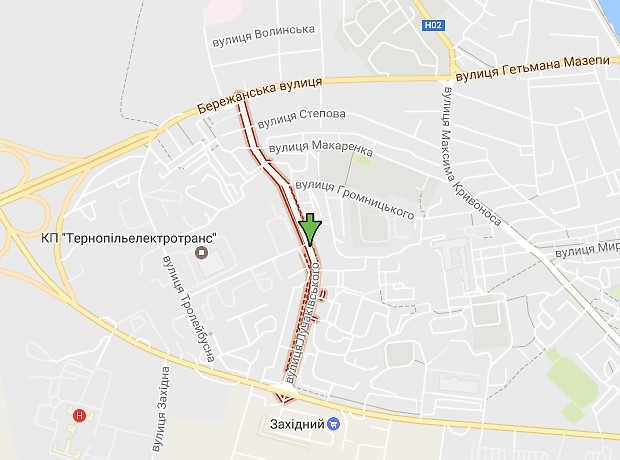 Лучаковского улица