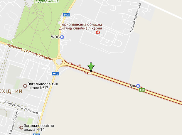 Подволочиское шоссе