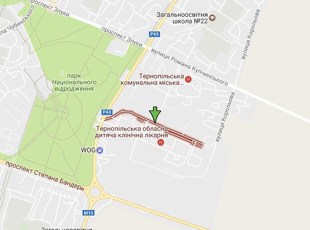 Сахарова Андрія Академіка вулиця