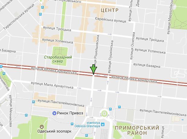 Большая Арнаутская улица
