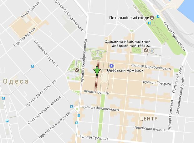 Вице-адмирала Жукова переулок