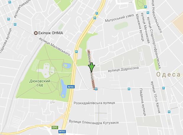 Дюковская улица