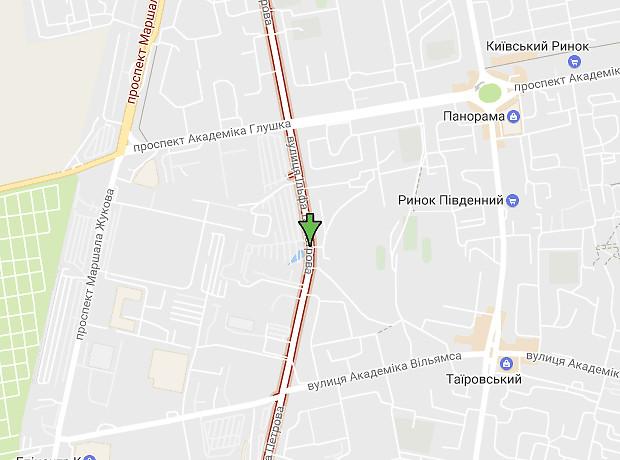 Ільфа і Петрова вулиця