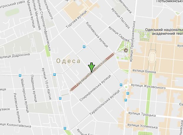 Льва Толстого улица