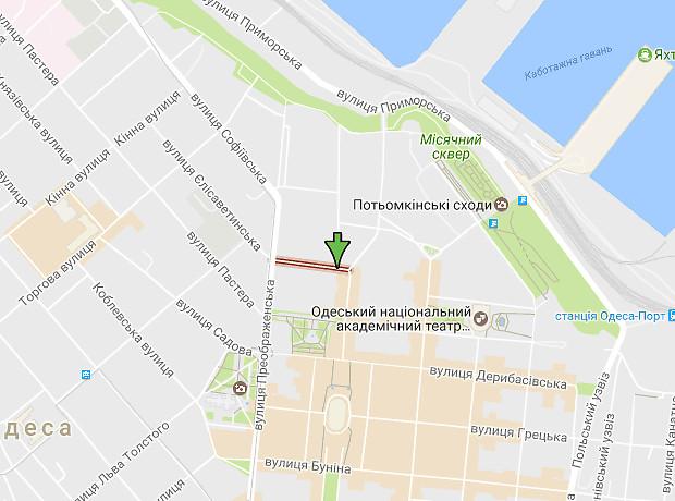 Маяковского переулок