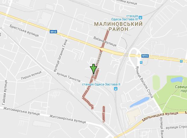 Новикова улица