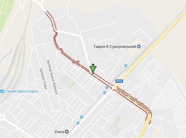 Паустовского улица