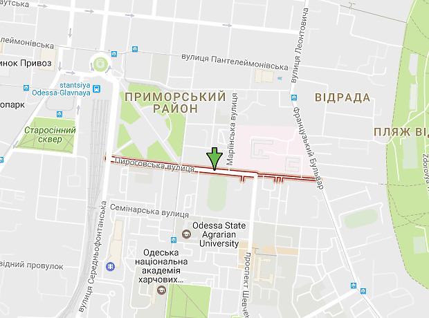 Пироговская улица