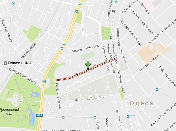 Пишоновская улица