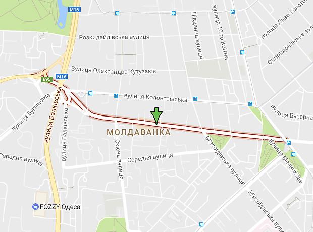 Разумовская улица