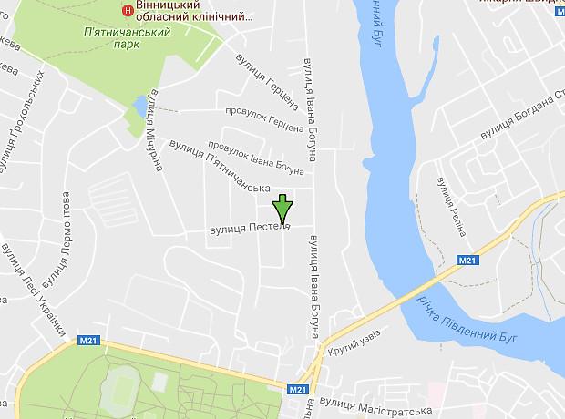 Петрусенко переулок
