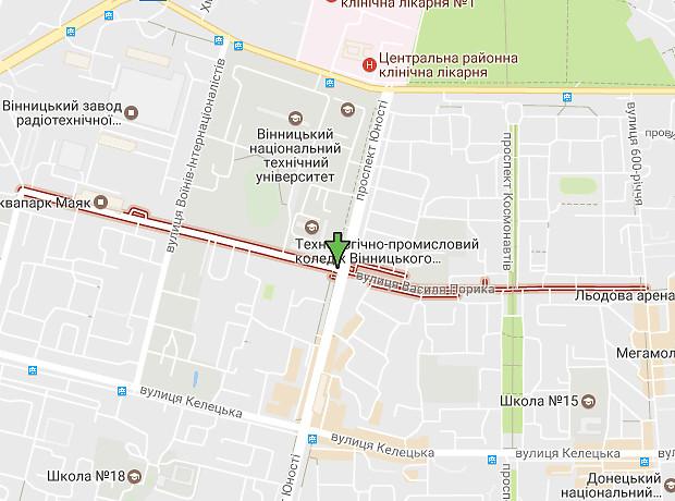 Василя Порика вулиця