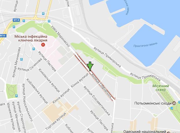 Софиевская улица