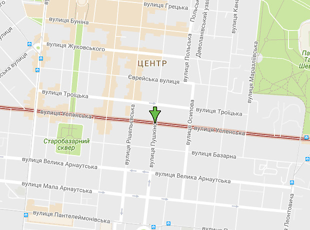 Успенська вулиця