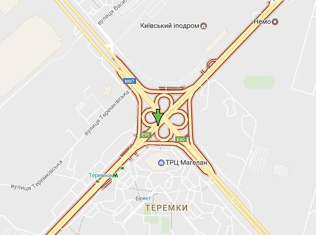 Академика Глушкова проспект