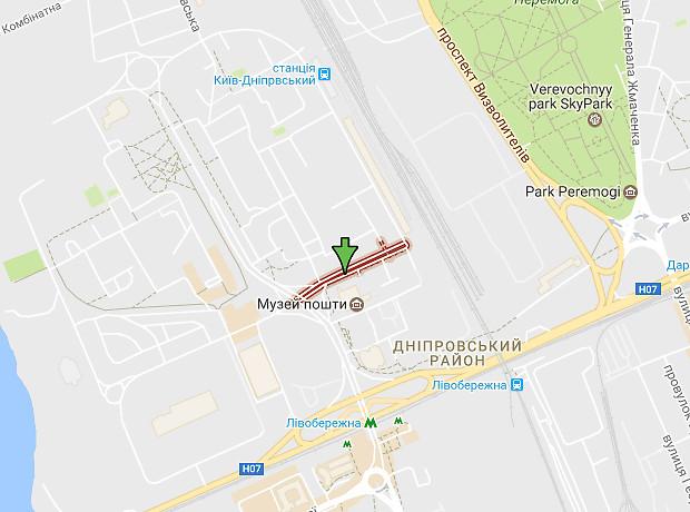 Александра Мильчакова улица