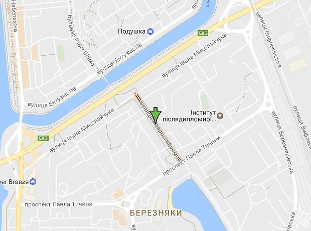 Амвросия Бучмы улица