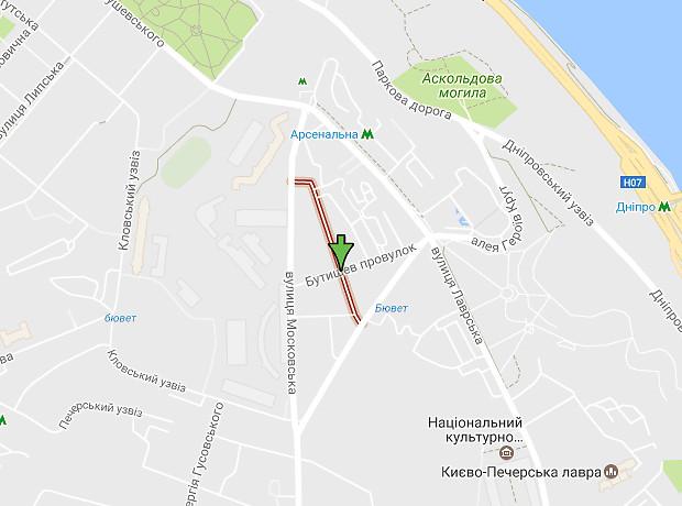 Анищенко улица