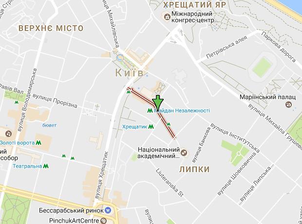 Архітектора Городецького вулиця