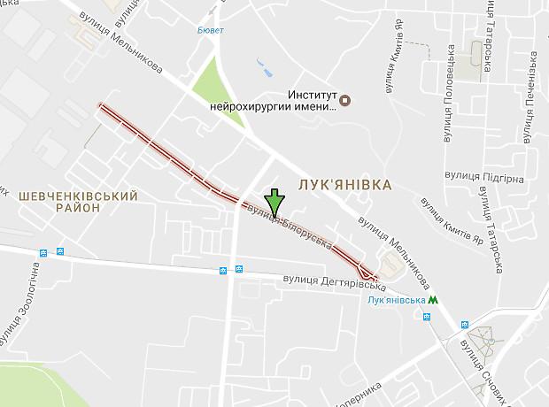 Білоруська вулиця