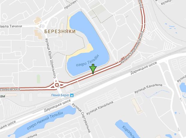 Березняковская улица