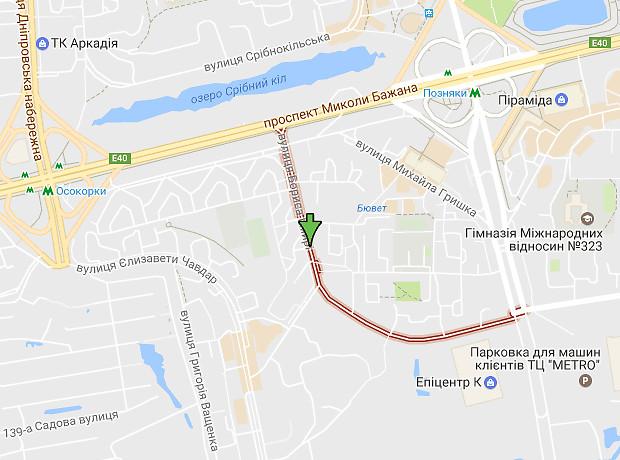 Бориса Гмыри улица
