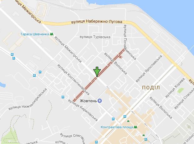 Введенська вулиця