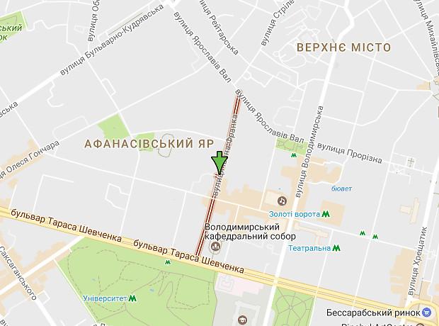Ивана Франко улица