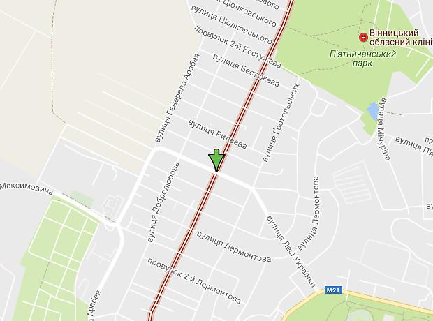 Салтыкова-Щедрина улица