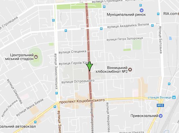 Тімірязєва вулиця