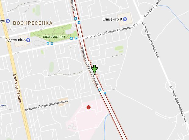 Курнатовского улица