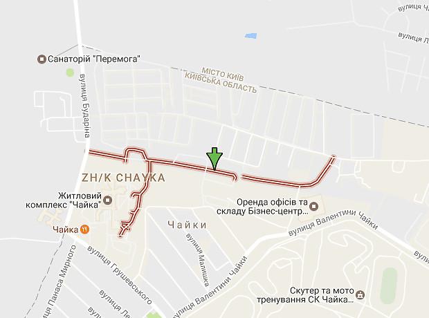 Лобановского улица