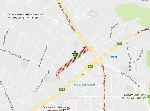 Марии Примаченко бульвар